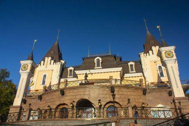 Puppet theater in Kiev, Ukraine