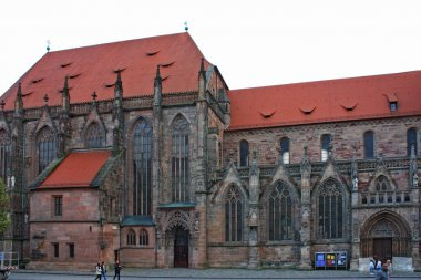 Church of St. Lawrence in Nuremberg, Germany