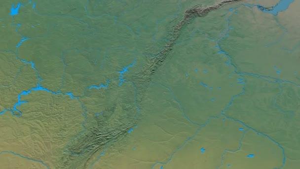 Přibližte si Uralském pohoří - masky. Přírodní