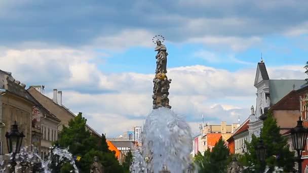 Architektura a sochařství slovenského města Košice