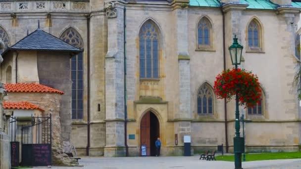 Kostel svaté Barbary v Kutn Hora, Česká republika