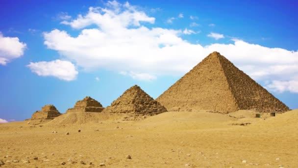 Ancient Egyptian pyramids, symbol of Egypt