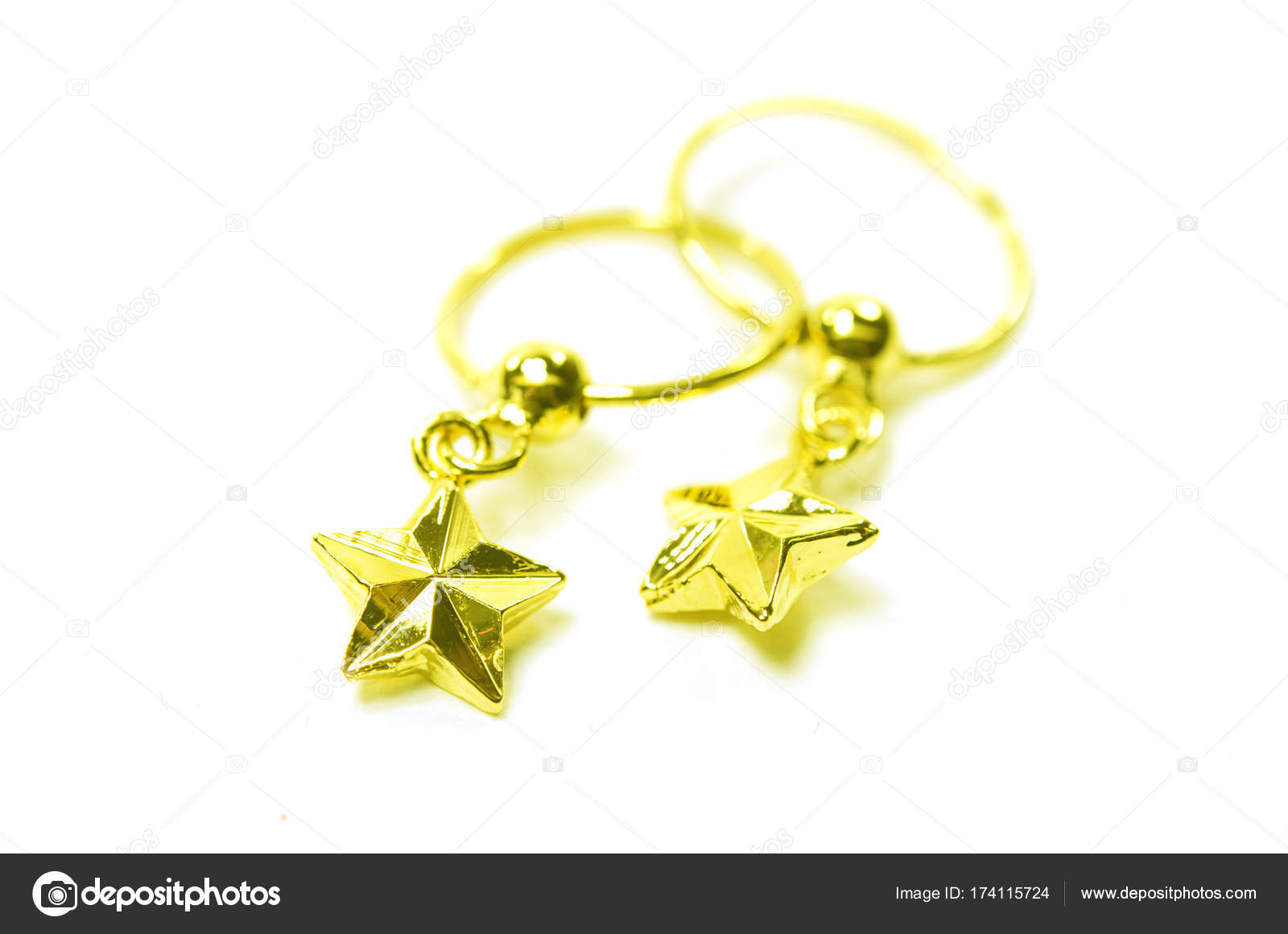 gold pin necklace rose pendant star jewellery shape