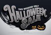 Fotografie Halloween-Verkauf-Abbildung