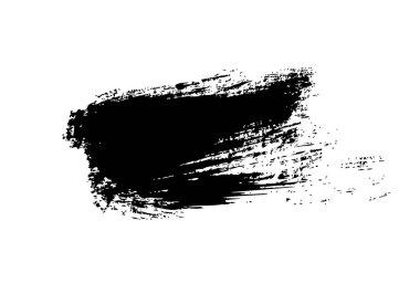 grunge brush stroke