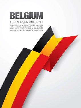 Belgium national day banner