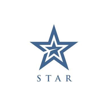 star symbol logotype