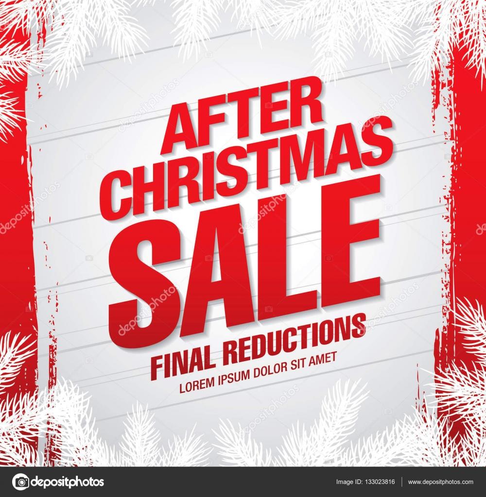 Weihnachten-Verkauf-banner — Stockvektor © Igor_Vkv #133023816