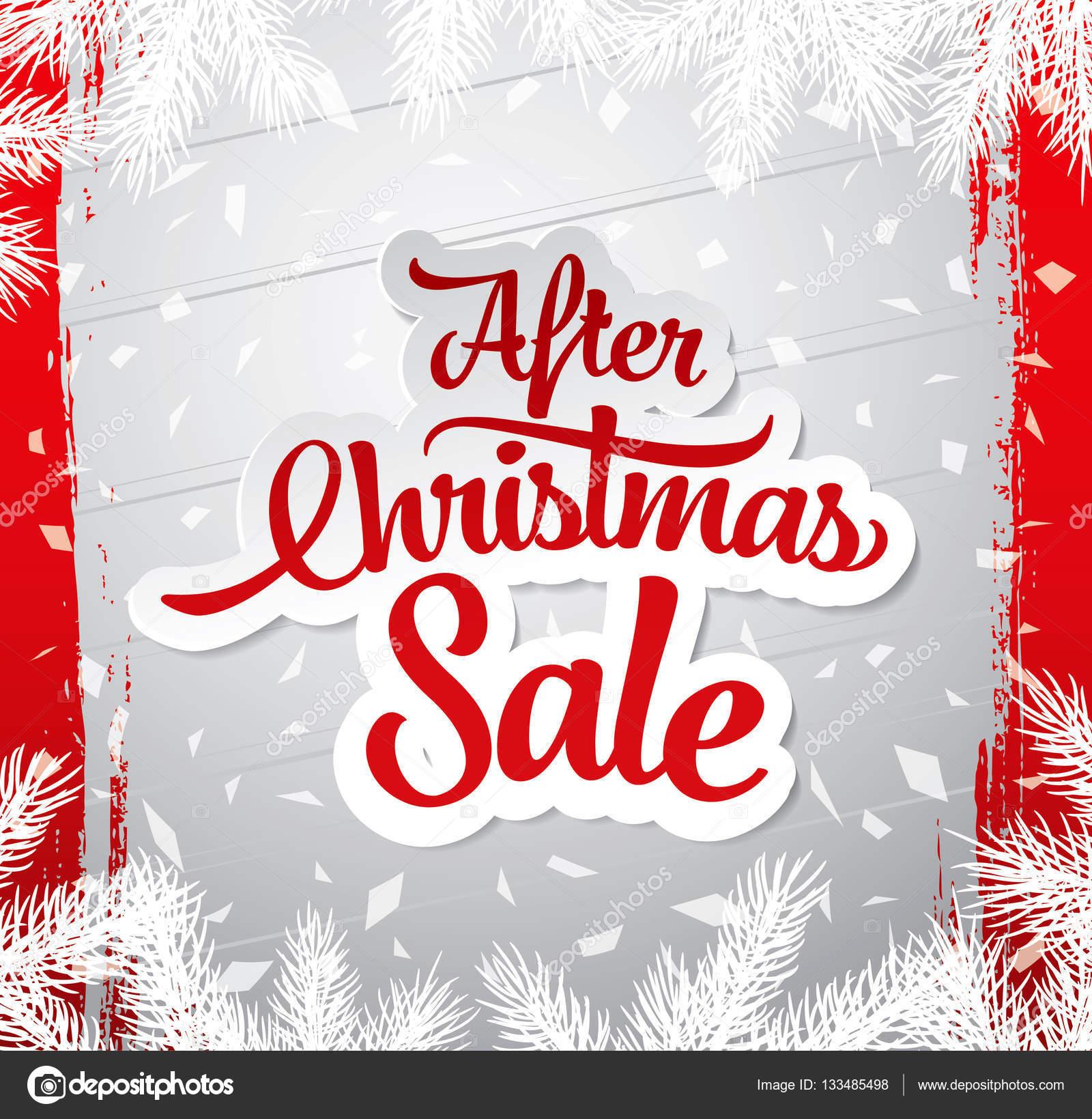Weihnachten-Verkauf-banner — Stockvektor © Igor_Vkv #133485498