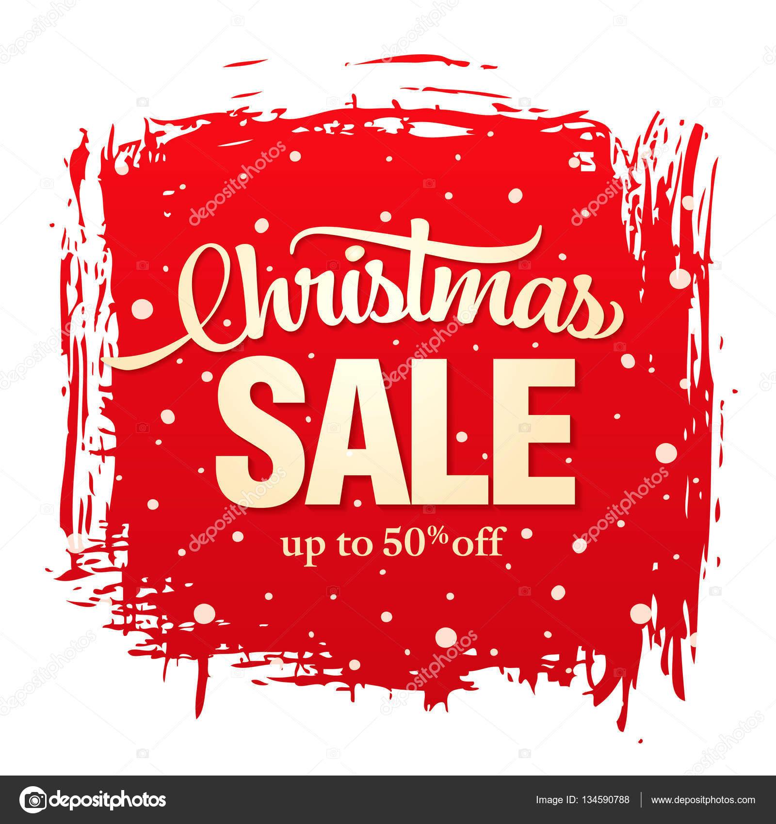 Weihnachten-Verkauf-banner — Stockvektor © Igor_Vkv #134590788