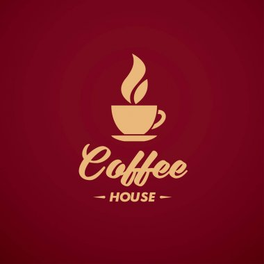 Coffee house banner design
