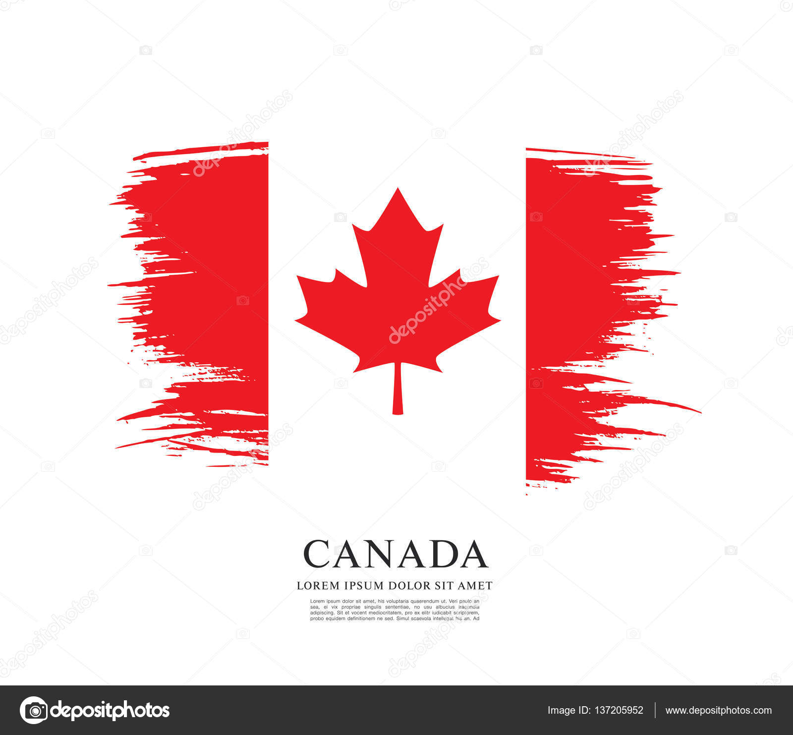 canadian flag essay In 1965, the canadian flag, featuring a red maple leaf against a white backdrop, became canada's official national flag in addition to the flag, the maple leaf appears on canadian coins learn more about canada.