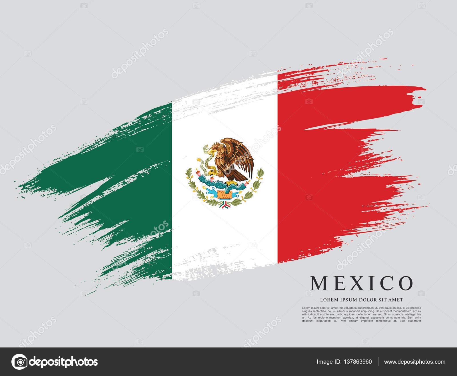 flag banner template