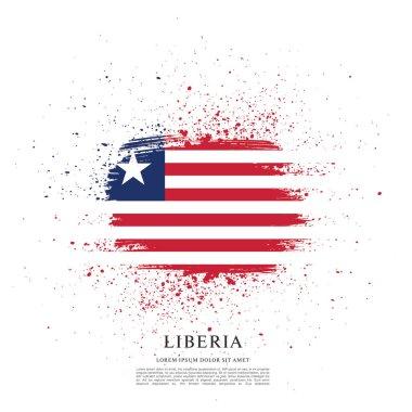 liberia Flag layout