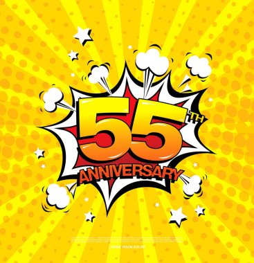 anniversary celebration symbol