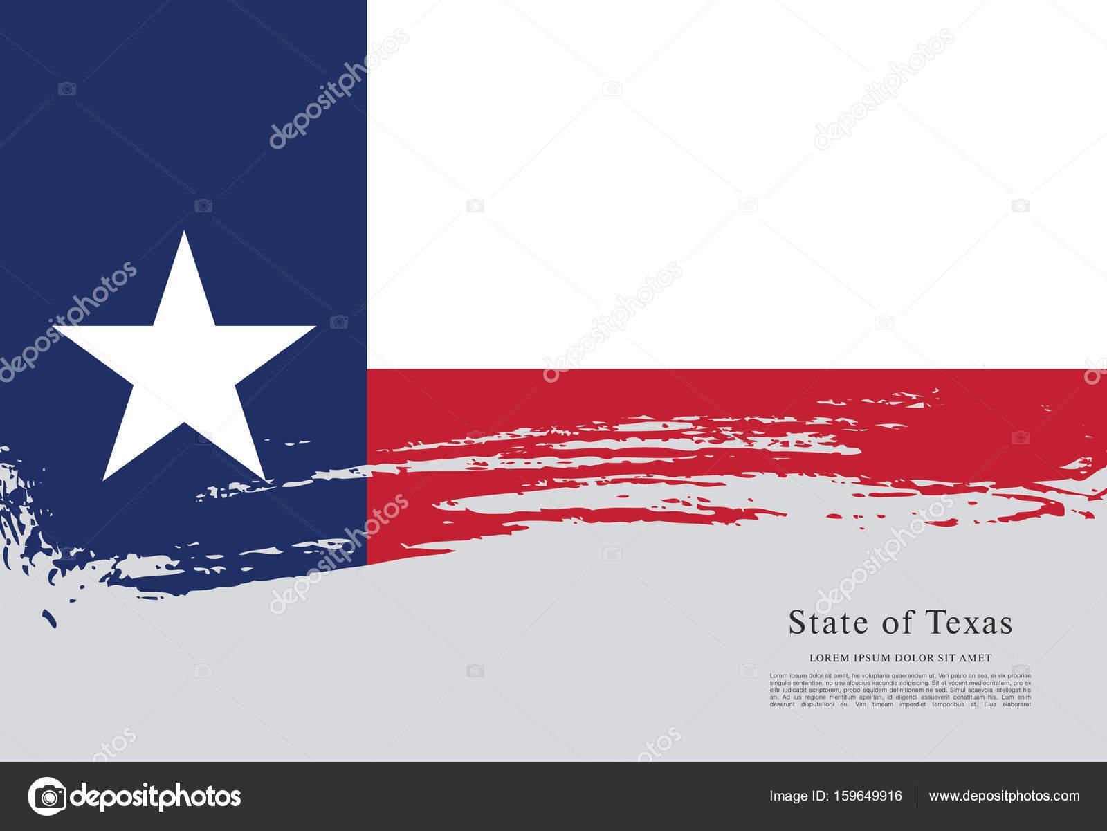Ausgezeichnet Texas Flagge Vorlage Ideen - Beispiel Business ...
