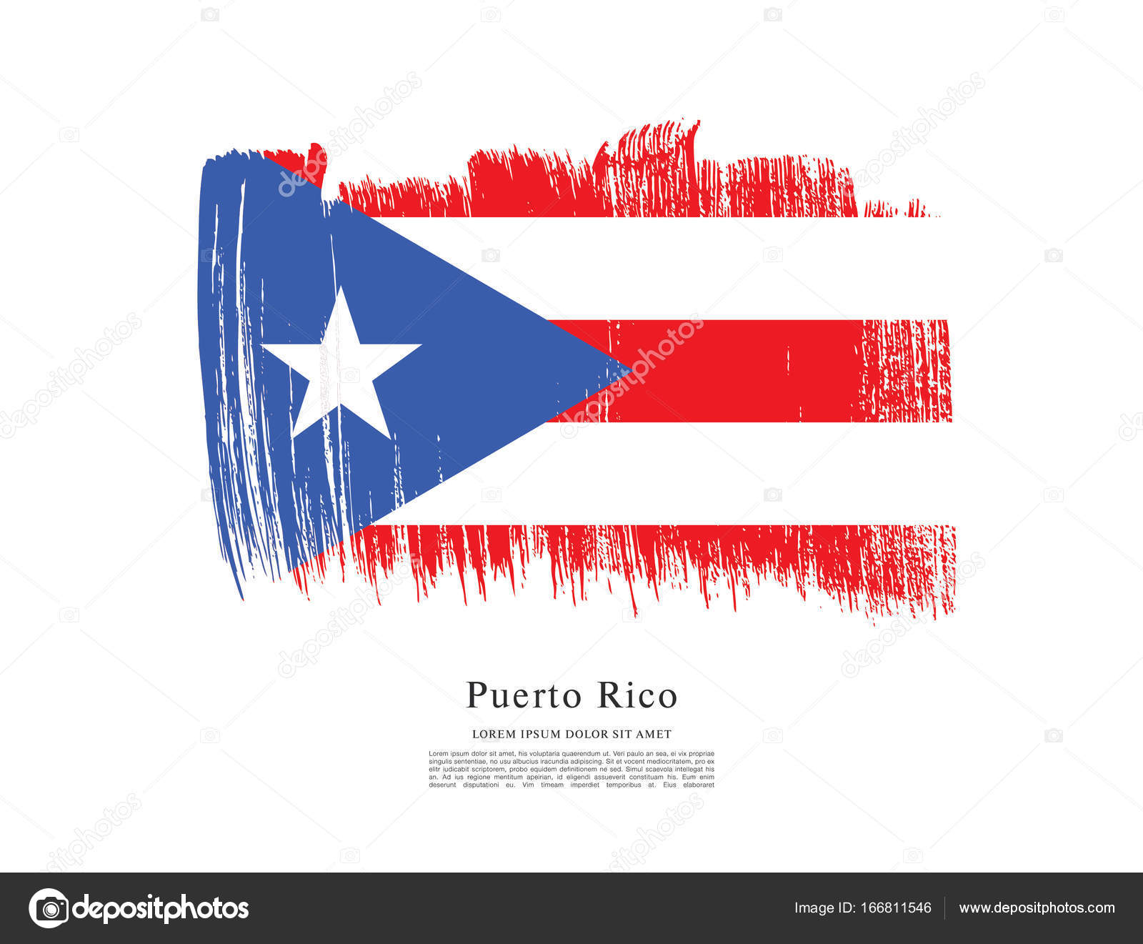 Flag of puerto rico flag stock vector igorvkv 166811546 flag of puerto rico flag stock vector biocorpaavc Image collections