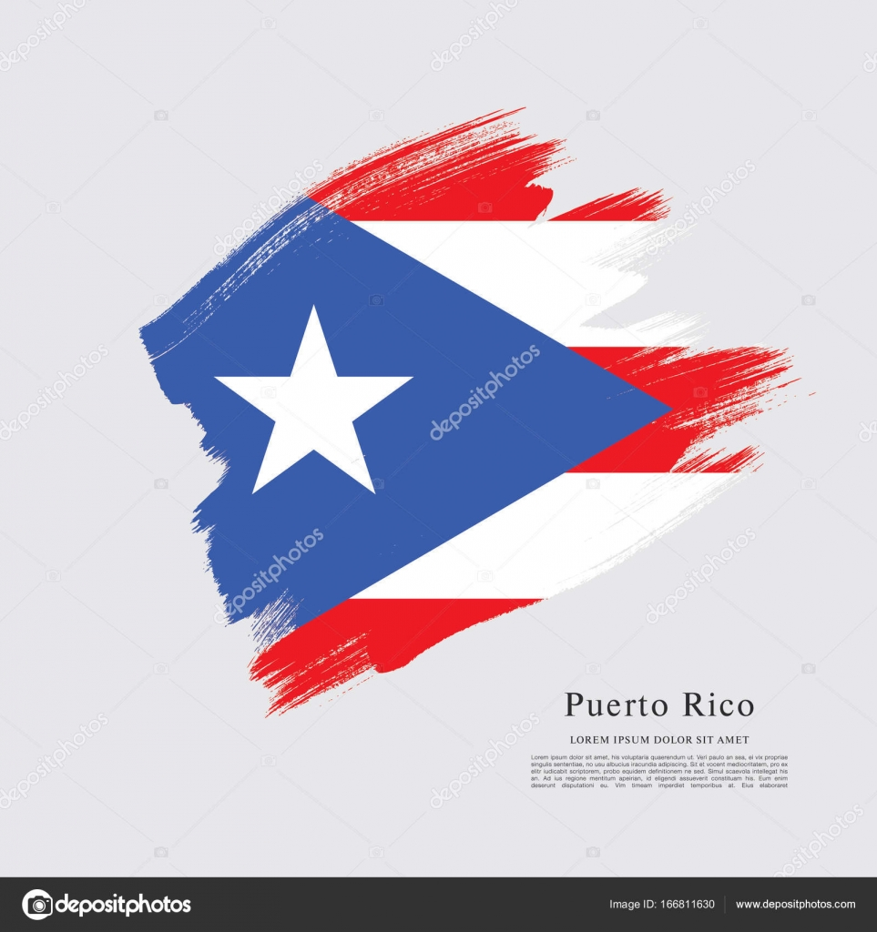 Flag of puerto rico flag stock vector igorvkv 166811630 flag of puerto rico flag stock vector biocorpaavc Image collections