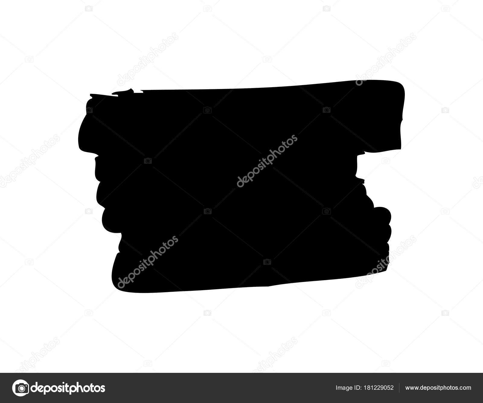black brushstrokes vector grunge background stock vector rh depositphotos com vector grunge texture background grunge background vector 1280x720