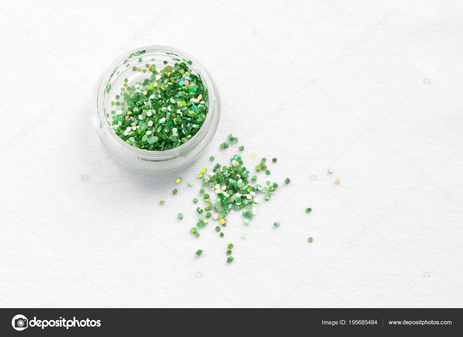 Brillo y lentejuelas para diseño de uñas y maquillaje. decoraciones ...