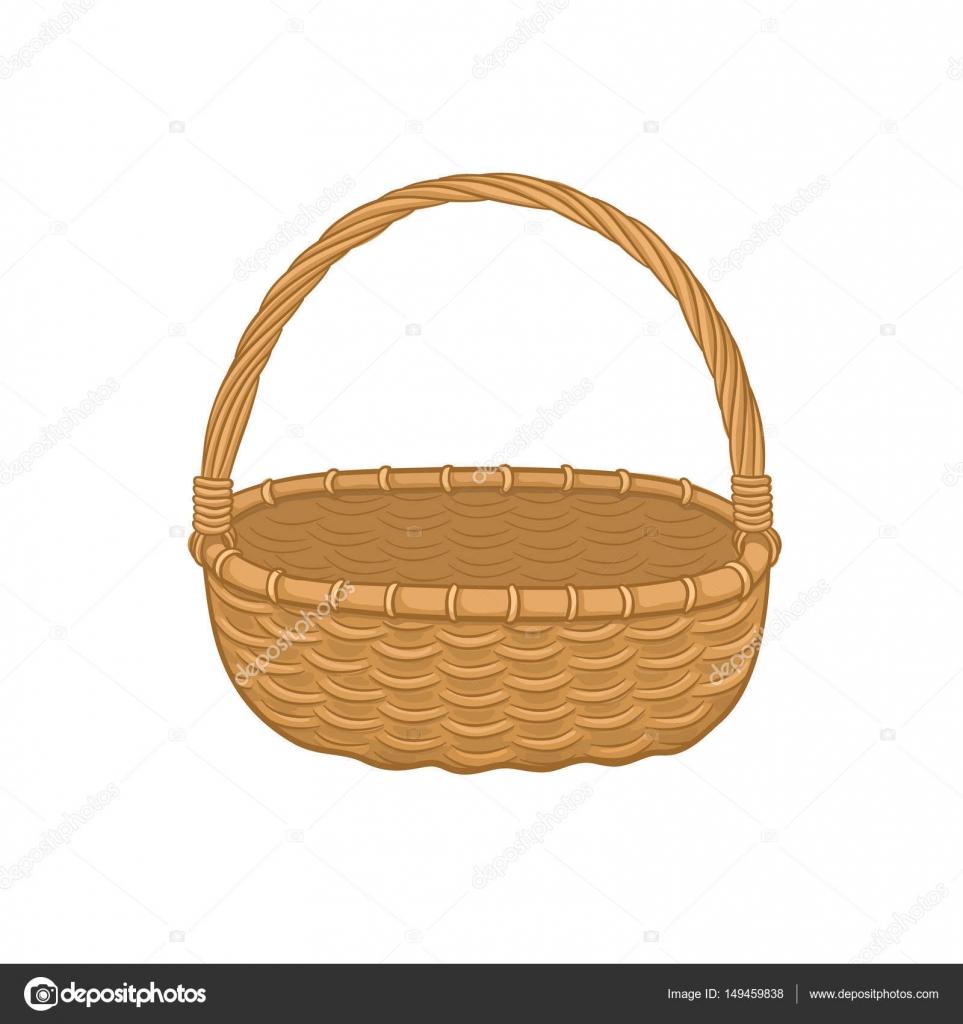 icono de backet de picnic — Vector de stock © ollymolly #149459838