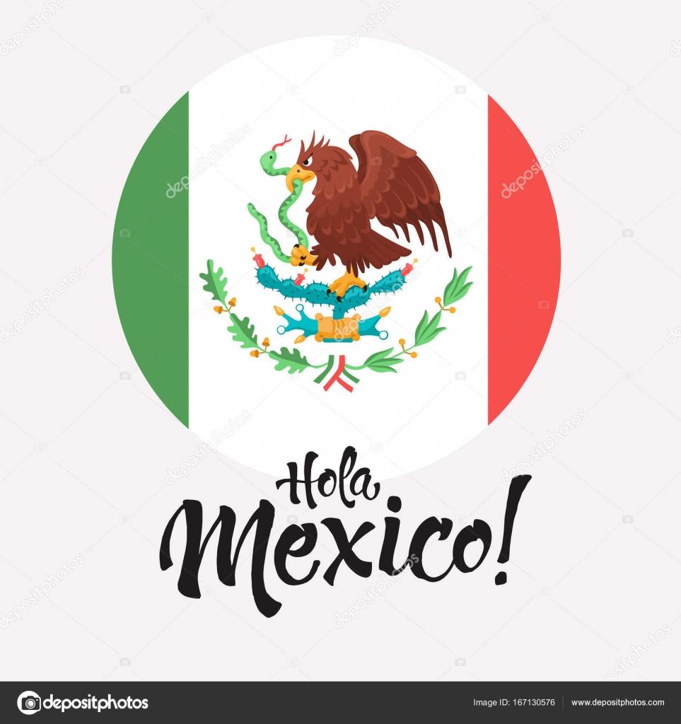 Escudo Mexicano Imagenes Vectoriales Ilustraciones Libres De Regalias De Escudo Mexicano Depositphotos