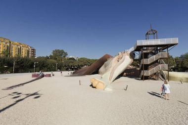 The Gulliver Park from Valencia