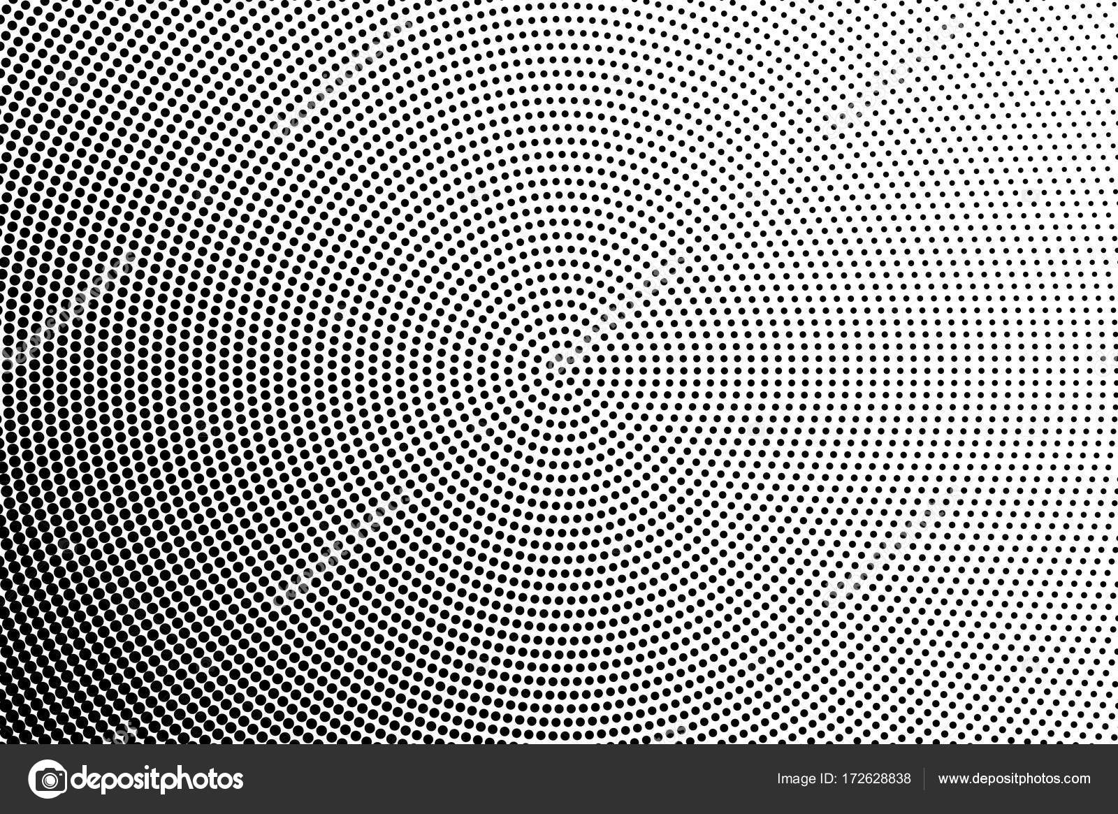 abstract futuristic halftone pattern comic background dotted