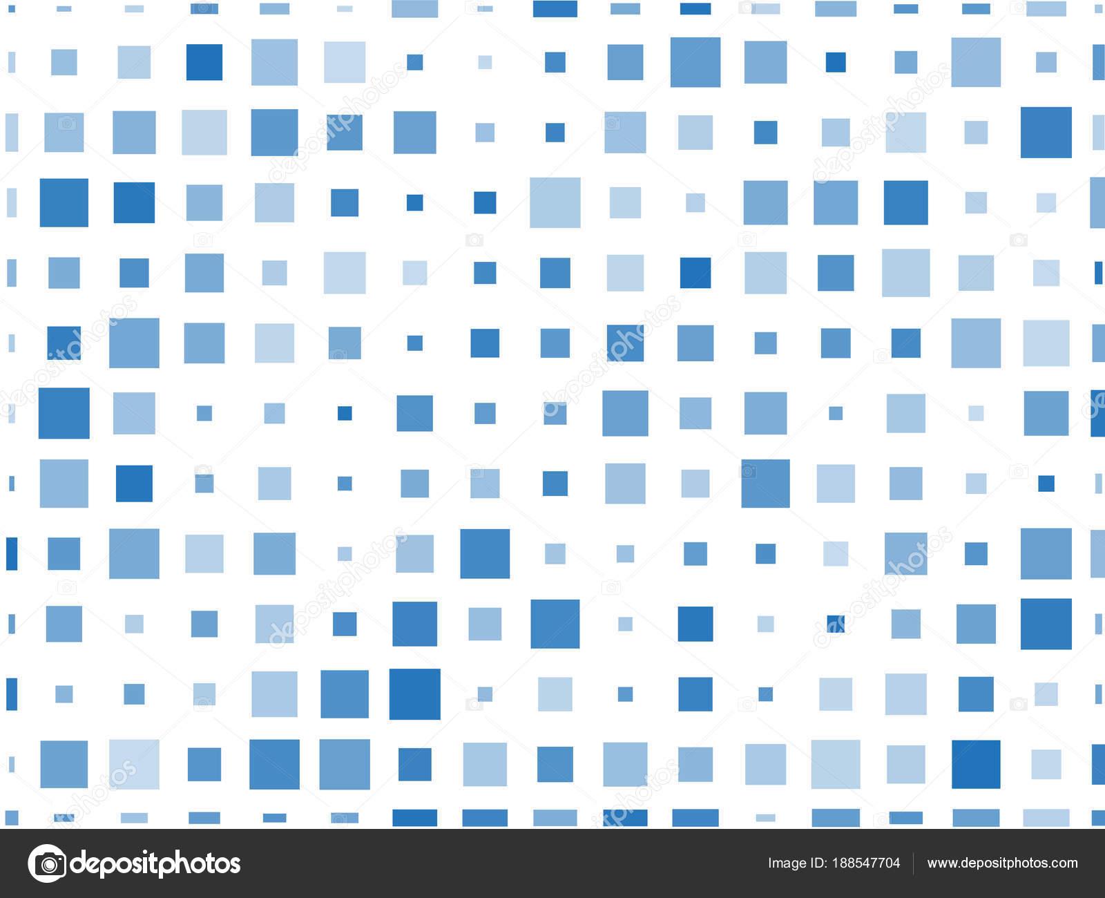 Patrón geométrico abstracto con pequeños cuadrados. Diferentes tonos ...