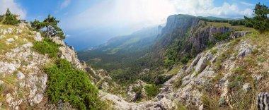 Crimea, Yalta, mountain Ai-Petri