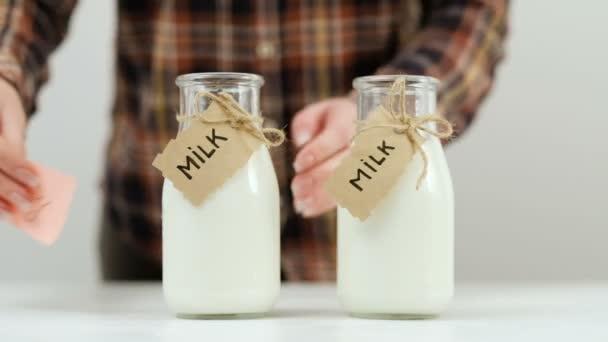 adesivo di lattosio intolleranza soia mucca latte