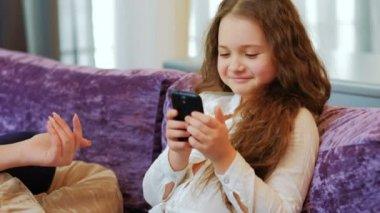child technology addiction refuse give up phone