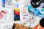 umění malířství inspiraci obrázek kreslit akvarel
