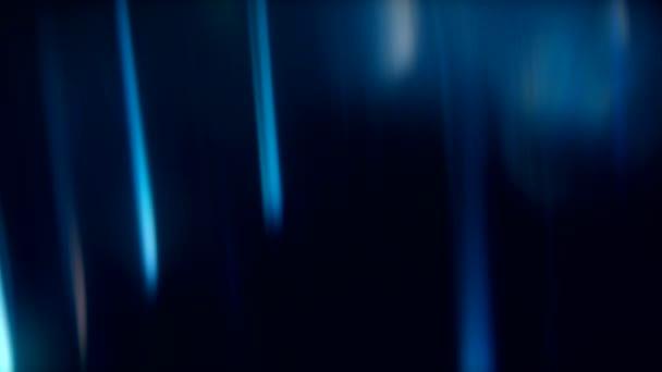 světelné paprsky název osvětlení modrá záře pohyb