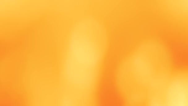 orange background bokeh lights glowing circles