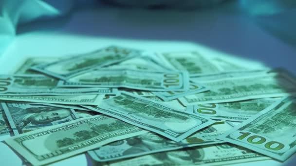 fee-for-service medicine surgeon hands money pile