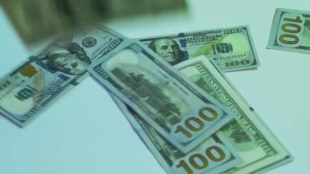dollar rain successful investment hundred bucks