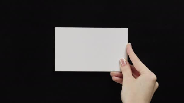 set 2 sablonok névjegykártya mockup kézi papír
