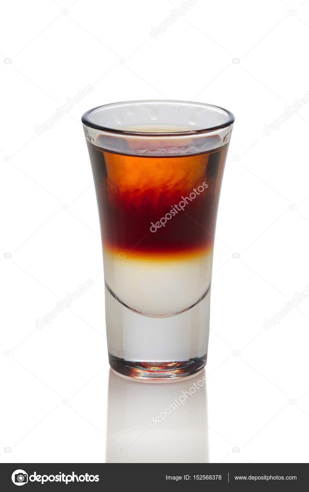 Егермейстер самбука коктейль