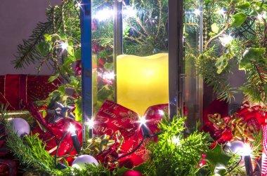 Christmas Lantern and Gifts
