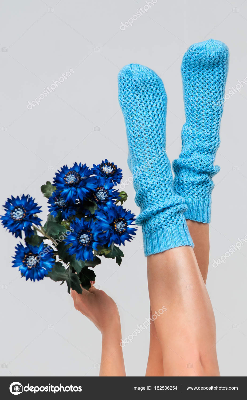 XXX μπλε