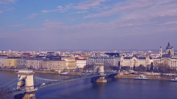 Csodálatos kilátás a St Stephens Cathedral, Budapest, Magyarország