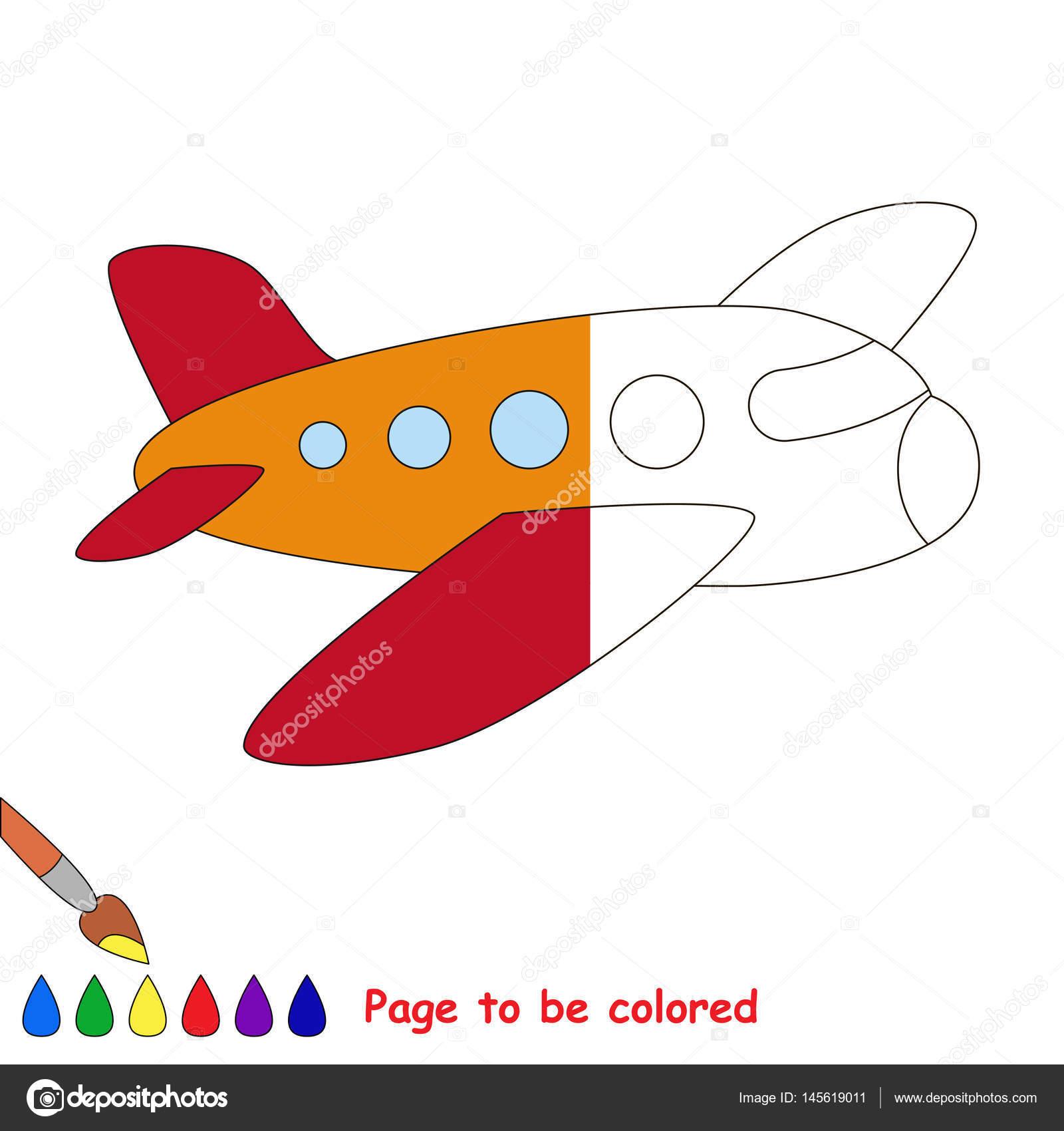 Machine. Half page to be colored. — Stock Vector © Anna_Mikhailova ...