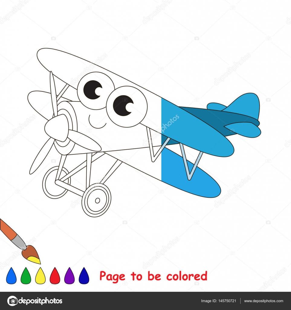 Makine Renkli Olması Için Yarım Sayfa Stok Vektör