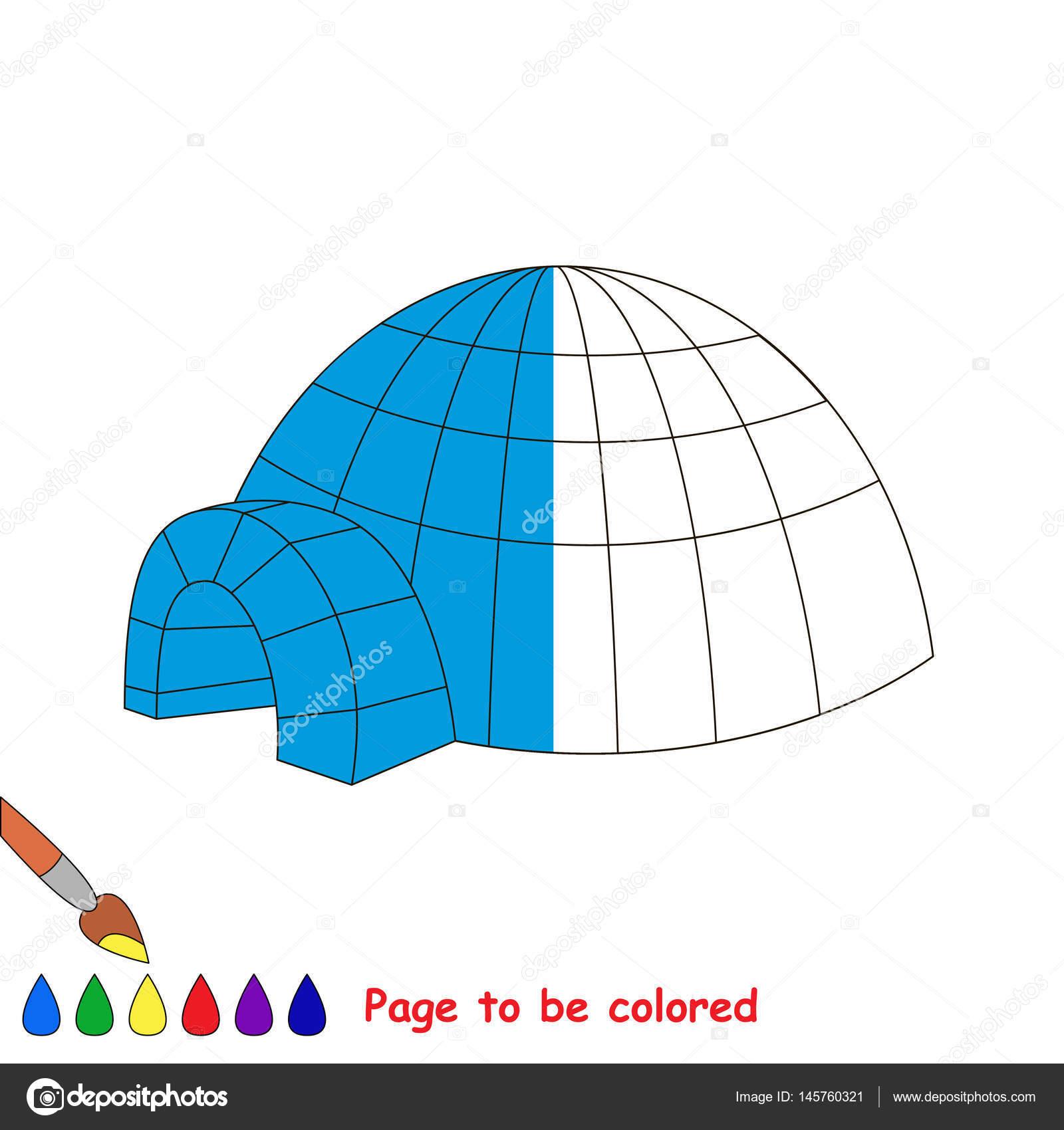 Página para colorear — Vector de stock © Anna_Mikhailova #145760321
