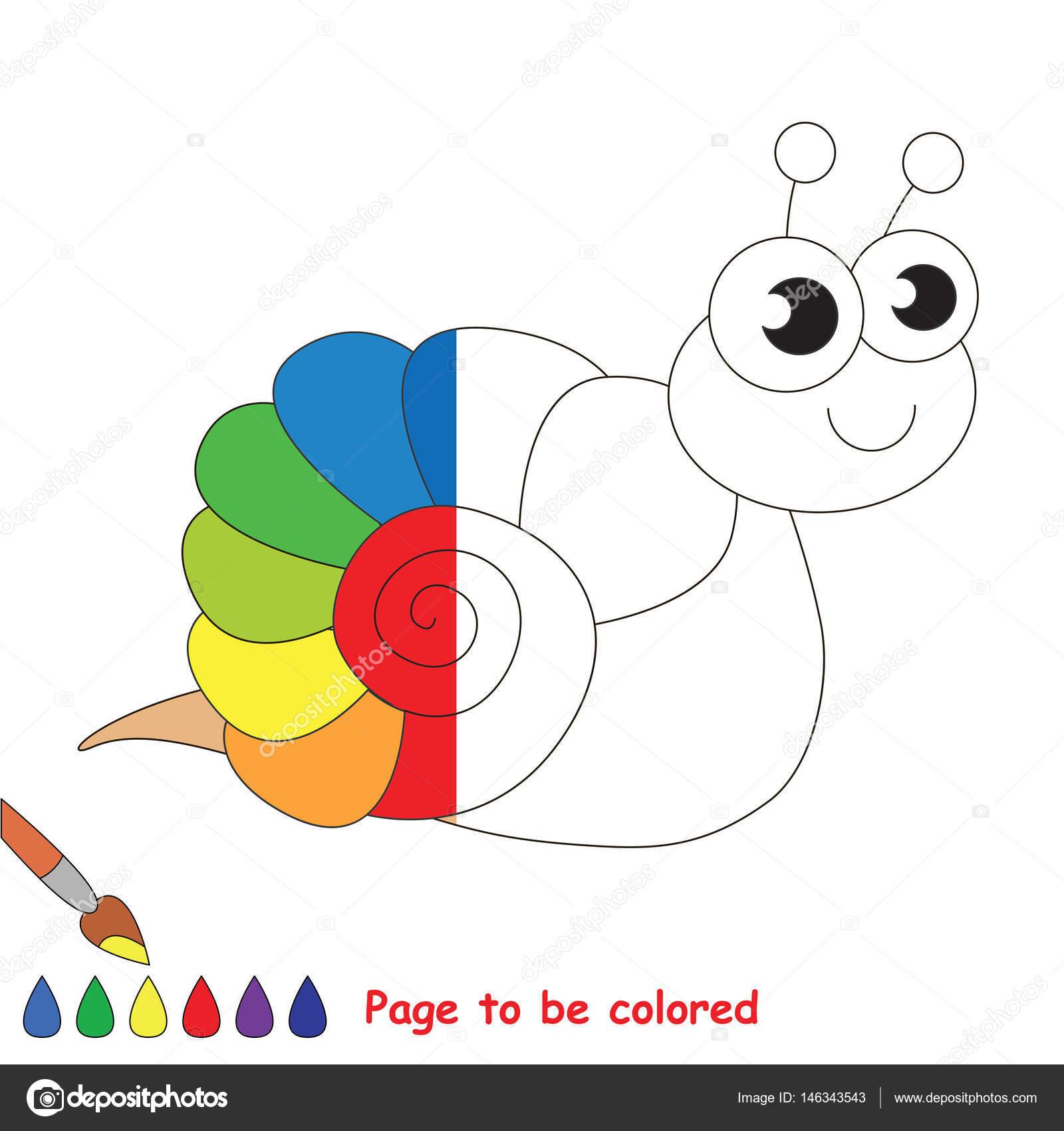 Imágenes Arcoiris Para Dibujar Faciles Página Para
