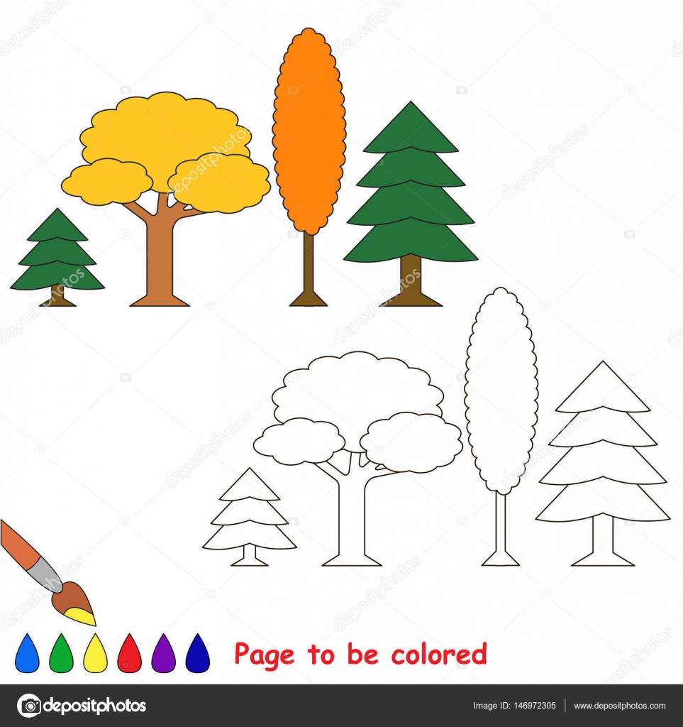 Renkli Sayfa Stok Vektör Annamikhailova 146972305