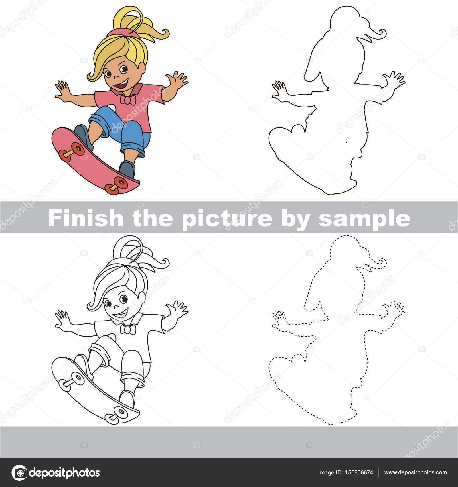 Kresba Listu Pro Predskolni Deti Snadne Hrani Stupen Obtiznosti