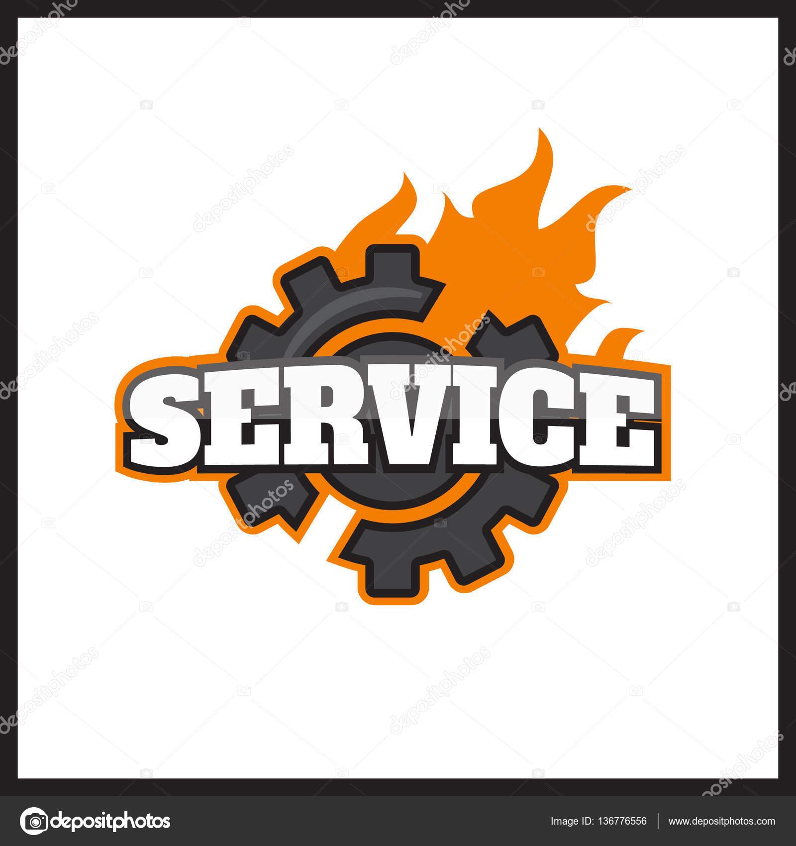 Servicios de plantillas de logotipo — Vector de stock © myub ...