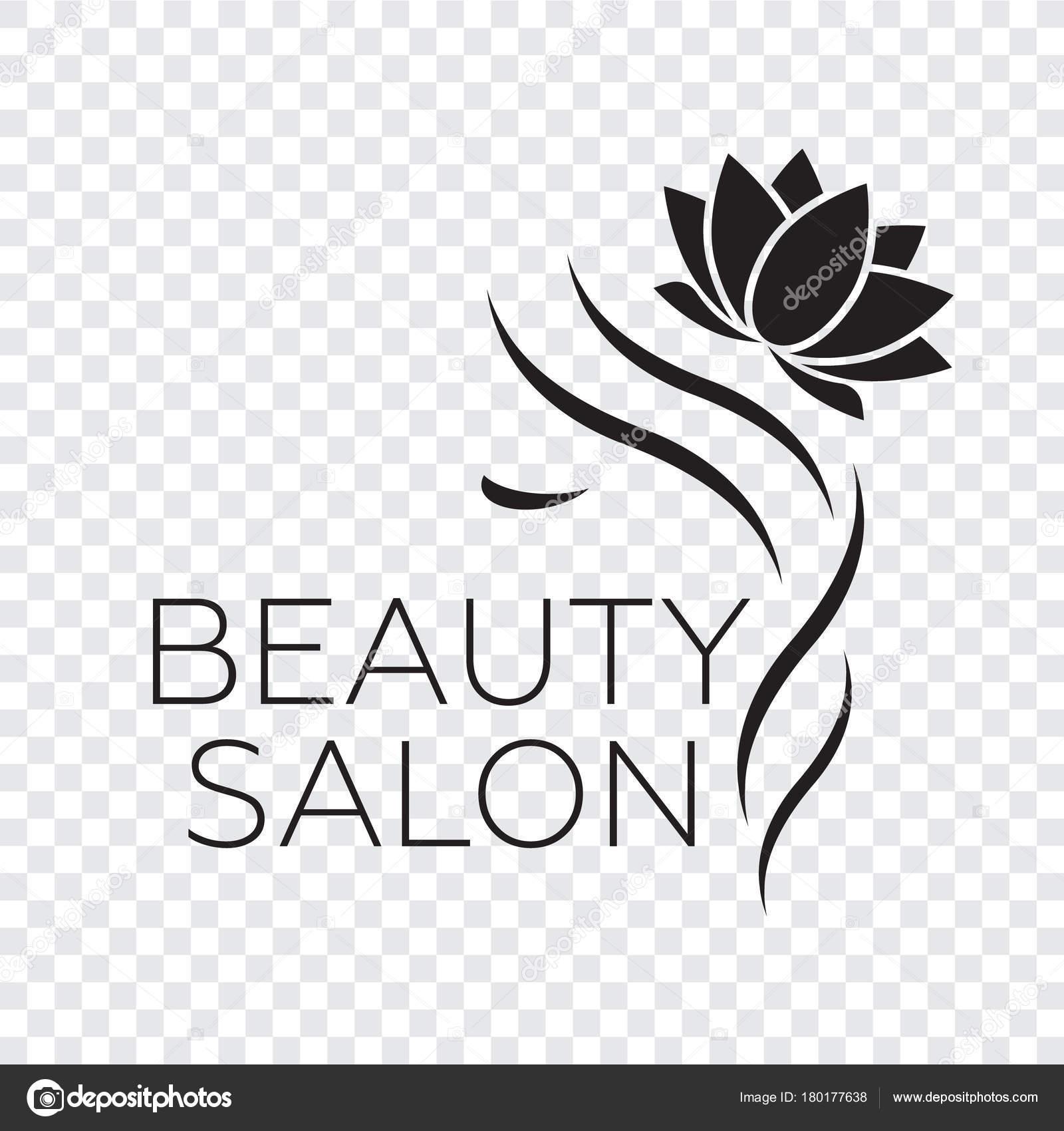 Vectores: logos salon de belleza | Plantilla Logo Para ...